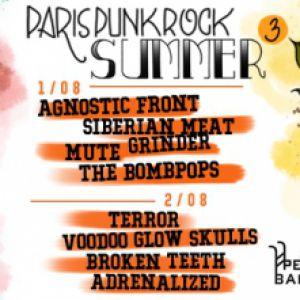 PARIS PUNK ROCK SUMMER 3  @ Petit Bain - PARIS