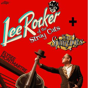 The Stray Cats' Lee Rocker