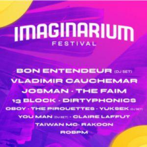Imaginarium Festival - Dimanche