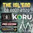 Concert THE ISL'END à MATAIEA @ SALLE OMNISPORT DE VAIRAO - Billets & Places