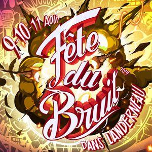 Fete Du Bruit Dans Landerneau - Pass 2 Jours Sd