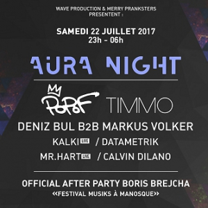 AURA NIGHT @ Osco Manosco - MANOSQUE