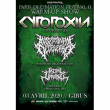 Concert Cytotoxin + Inseminate Degeneracy + Visceral Uprooting
