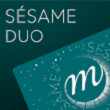 Carte SESAME DUO 2019/2020 à PARIS @ GRAND PALAIS - Billets & Places