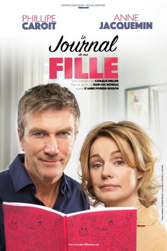 LE JOURNAL DE MA FILLE @ Espace Chaudeau - Ludres