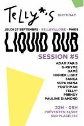 Soirée LIQUID DUB #5