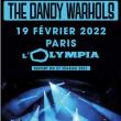 Concert THE DANDY WARHOLS à Paris @ L'Olympia - Billets & Places