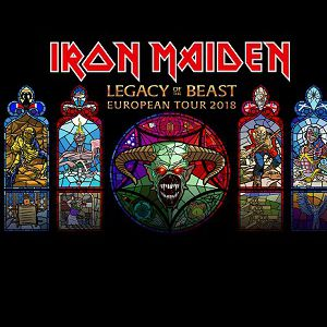 IRON MAIDEN @ ACCORHOTELS ARENA - PARIS 12