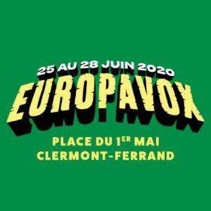 Pass Dimanche - Festival Europavox 2020