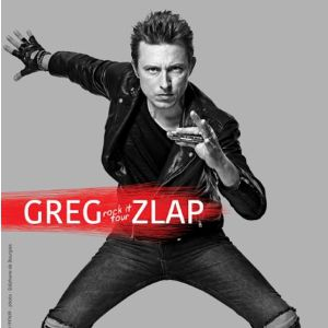 "Greg Zlap  ""Rock It"""