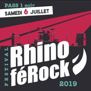 Rhinoferock - Samedi - Cats On Trees / Kyo