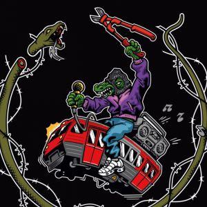 Moscow Death Brigade ( Techno - Rap - Punk )