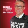 Spectacle ALEXANDRE PESLE DANS