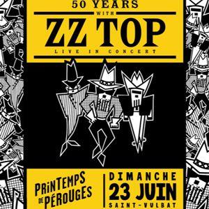 Printemps De Perouges - Zz Top