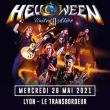 Concert HELLOWEEN à Villeurbanne @ TRANSBORDEUR - Billets & Places