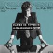 Concert BRENDAN BENSON