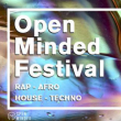Soirée OPEN MINDED FESTIVAL à PARIS 19 @ Glazart - Billets & Places