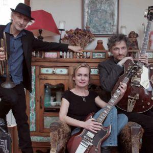 Sandrine Bonnaire, Erik Truffaz & Marcello Giuliani