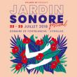 Soirée FESTIVAL JARDIN SONORE à Vitrolles @ DOMAINE DE FONTBLANCHE - Billets & Places