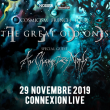 Concert The Great Old Ones + Au Champ des Morts | Connexion Live