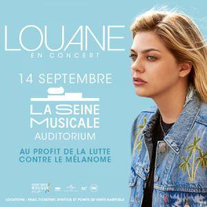 LOUANE @ Auditorium - La Seine Musicale - BOULOGNE BILLANCOURT