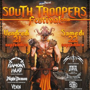 SOUTH TROOPERS FESTIVAL @ Le Jas'Rod - LES PENNES MIRABEAU