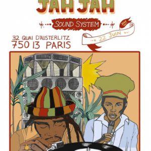 Jah Jah Sound System @ Wanderlust - PARIS