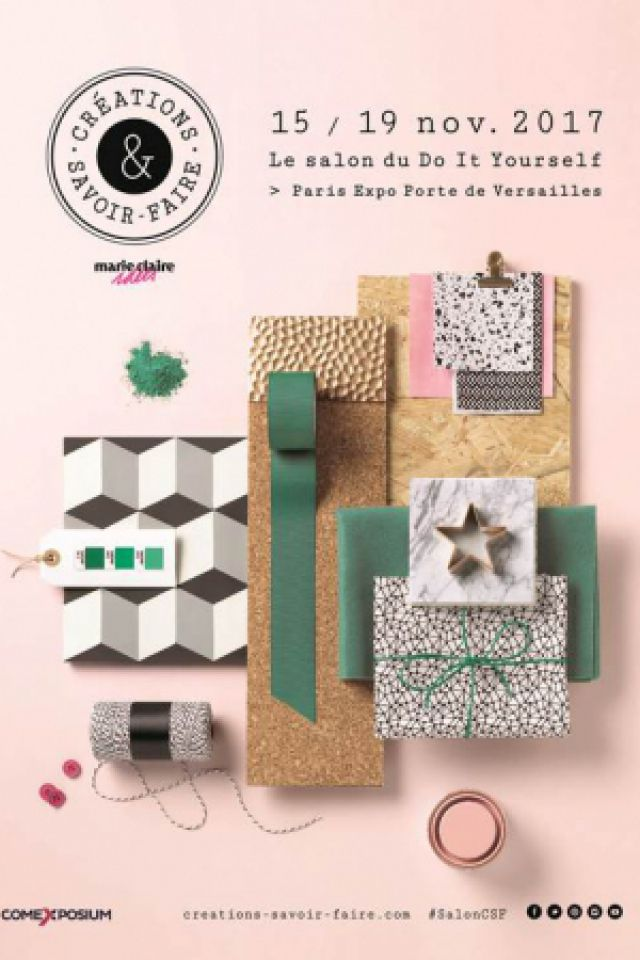 CREATIONS & SAVOIR-FAIRE @ Paris expo Porte de Versailles - PARIS