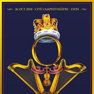 QUEEN SYMPHONIC - A ROCK & ORCHESTRA EXPERIENCE @ AMPHITHEATRE CITE INTERNATIONALE - LYON