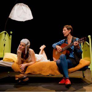 QUAND SEME LE VENT par la Cie Lugana @ La Cave à Musique - MÂCON