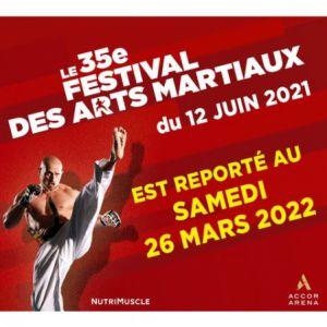 35Ème Festival Des Arts Martiaux