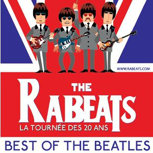 The Rabeats - Hommage Aux Beatles