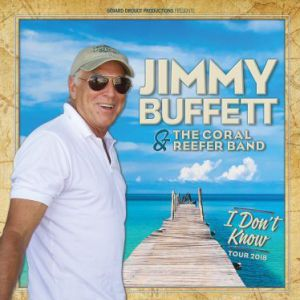 JIMMY BUFFETT @ La Cigale - Paris