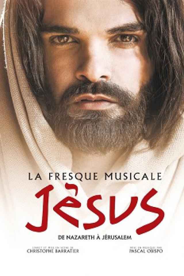JESUS @ Galaxie - AMNÉVILLE