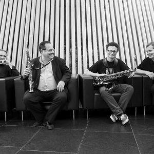 CLASSIC JAM Quartet @ Sunside - Paris