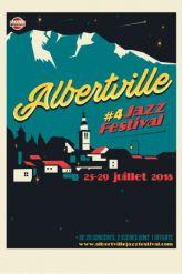 Albertville Jazz Festival - Pass 5 jours
