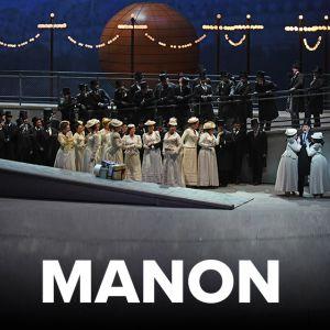 Manon - Massenet - Opéra - Le Cristal