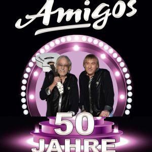 Amigos - La Tournée Anniversaire Des 50 Ans De Carrière
