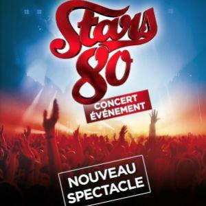 STARS 80 - TRIOMPHE @ Zenith de Strasbourg - Europe - Eckbolsheim-Strasbourg