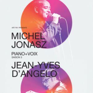 MICHEL JONASZ «Piano voix saison 3» @ Auditorium Mégacité - AMIENS
