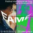 Festival PASS 6 PROJECTIONS F.A.M.E à Paris @ La Gaîté Lyrique - Billets & Places
