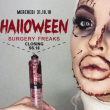 Soirée Halloween X Surgery Freaks X Closing à MARSEILLE @ ROOFTOP R2 Marseille - Billets & Places