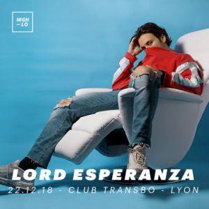 LORD ESPERANZA, DOXX @ TRANSBORDEUR - Villeurbanne
