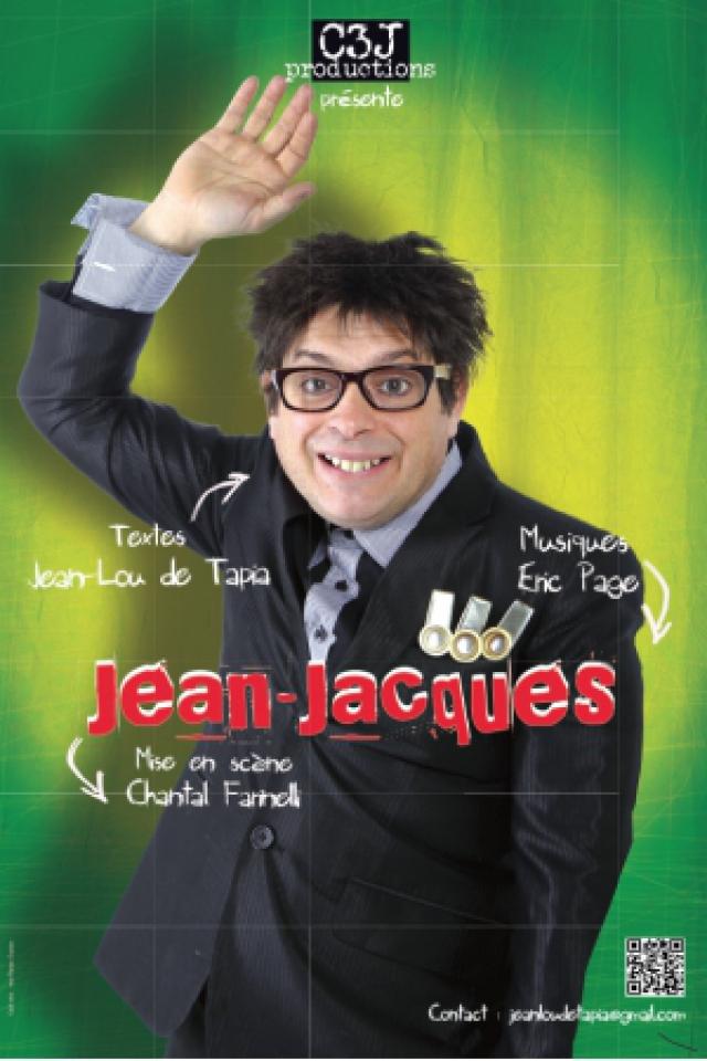 Jean  loup de Tapia - Jean Jacques @ Oméga Live - Toulon