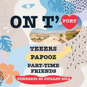 ON T'AIME FORT @ Fort d'Entrecasteaux - MARSEILLE