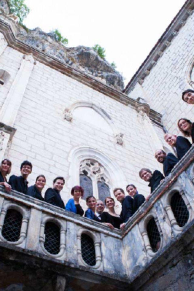 Exosphère - Les Litanies de Rocamadour @ Basilique Saint Sauveur - ROCAMADOUR
