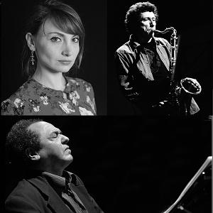 Lynn ADIB / Alain JEAN-MARIE / Eric BARRET @ Sunside - Paris