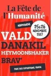Festival FÊTE DE L'HUMANITÉ NORMANDIE