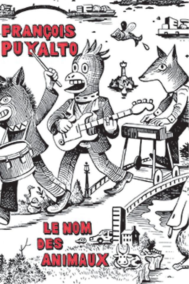 CAROLE MASSEPORT + FRANÇOIS PUYALTO (Release Party) @ FGO-Barbara - Paris