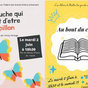 La Mouche Qui Rêvait D'être Papillon/ Au Bout Du Conte